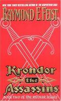 Krondor the Assassins (The Riftwar Legacy, Book 2) by Raymond E. Feist