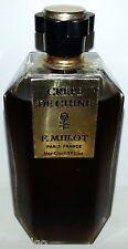 CREPE DE CHINE by F. Millot PURE PERFUME Splash 1 fl. oz VINTAGE & RARE!
