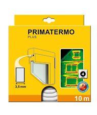 Schellenberg 66324 Dichtung Plus 9x4mm 10m weiß Dichtung Tür Fenster NEU