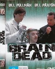 Brain Dead-1990-Bill Pullman-Movie-DVD