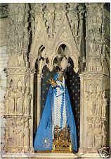 14 - cpsm - Notre Dame de LA DELIVRANDE - Statue de la Vierge Noire