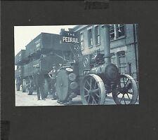 Nostalgia Postcard The Pedrail- Traction Engine 1911