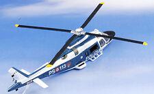 """NEWRAY Agusta Westland AW109 Power """"Polizia"""" scala 1/43"""