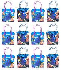 (24ct) Disney Pixar Finding Dory Nemo Goodie Bags Birthday Gift Loot Goody Bags