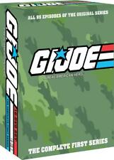 G.I. Joe A Real American Hero Complete First Series DVD