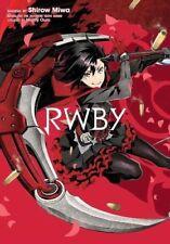 RWBY manga volume 1 english paperback brand new and sealed