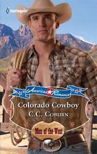 Colorado Cowboy (Harlequin American Romance), Coburn, C.C., , Book, Acceptable