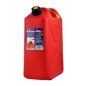 NEW Fuel Container Red