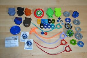 Beyblade Metal Lot Rippers Ripcords Parts and Accessories