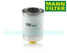 Mann Hummel OE Quality Replacement Fuel Filter WK 850/2