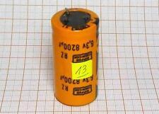 Capacitor 8200uF 6,3V [M1-WW1]13