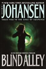 Blind Alley by Iris Johansen A Eve Duncan Book (Hardcover) SHIPS FREE