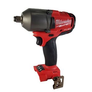 "Milwaukee M18FMTIWF12-0 18V Cordless Fuel 1/2"" dr. Mid-Torque Impact Wrench"