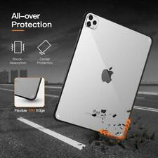 """TiMOVO Shockproof Flexible TPU Edge Clear Back Case Cover for iPad Pro 11"""" 2020"""