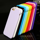 Ultra Thin Slim Rubber Soft TPU Gel Back Case Cover for iPhone X 5 6 6s 7 8 Plus