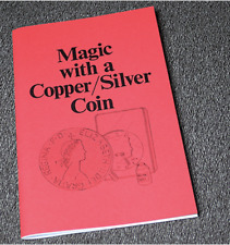Magic with a Copper/Silver Coin by Jerry Mentzer - Book