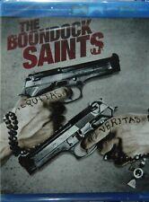 The BOONDOCK SAINTS(1999)Blu-ray Willem Dafoe Sean Patrick Flanery Norman Reedus