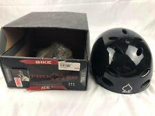 Pro-Tec Ace Men's BMX Helmet SIZE XL Black (3v)