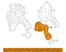 MERCEDES OEM 12-17 S550-Engine Coolant Thermostat 2782000815