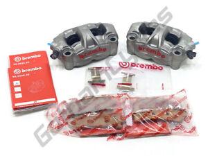 Ducati 1199 1299 Panigale S / R Brembo M50 Front Brake Caliper Left Right w/ Pad