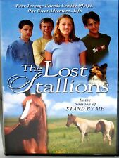 Lost Stallions ,Stand by me, DVD NEW! FREE SHIP,Black Stallion,Childrens Family
