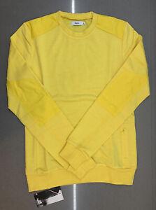 Rapha Merino Sweatshirt Yellow Size Small Brand Brand New With Tag