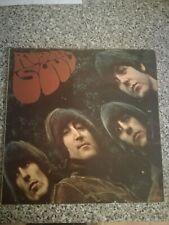 The Beatles Rubber Soul 33rpm LP. Parlophone PMC 1267.
