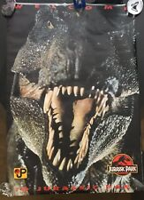 Official JURASSIC PARK MOVIE Vintage Retro Poster ATHENA rare DINOSAUR