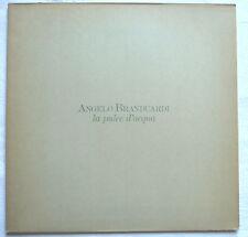 Angelo BRANDUARDI-LA PULCE D 'ACQUA-LP