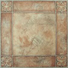 Achim Nexus Spanish Rose 12x12 Self Adhesive Vinyl Floor Tile - 20 Tiles/20 sq F