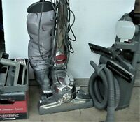 Kirby G10D Upright Vacuum Cleaner Attachments Hose & Shampoo System