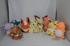 Pokemon Center Original Transform! Ditto Metamon a set of 11 plushies New