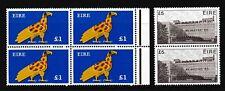 Europe,Eire,Ireland,£1 & £5 Stamps,SG359/551,MUH,CV£50+,#1842