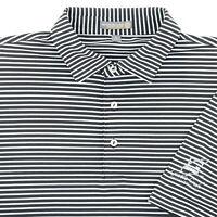 "Peter Millar Summer Comfort Men Large 50"" Gentle Creek Country Club Golf Polo"