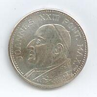 Medaille Joannes XXIII Pont. Max. Petersdom Italy Ø 35 mm 15 Gr. A15/119
