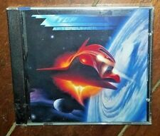 Afterburner by ZZ Top (CD, 1985, WB)