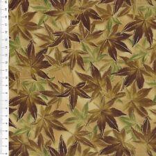 "(€14,00/m)Patchworkstoff - Herbst "" Natures Brilliance "" - 25 x 110cm"