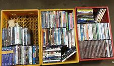 120 DVDs Sammlung Konvolut Verschiedene Genres Action Kinder Doku Set