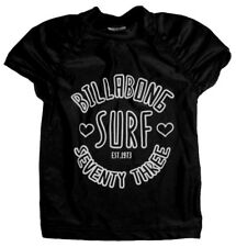 NEW + TAG BILLABONG GIRLS KIDS TOTS (1) WET SHIRT RASH VEST RASHIE MELODIE BLACK