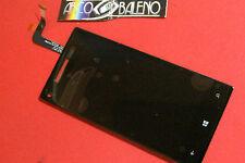 DISPLAY LCD+TOUCH SCREEN PER HTC 8X ACCORD A620D WINDOWS PHONE VETRO VETRINO WP