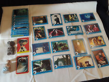 Old Vtg E.T Collectors Lot 66 Cards And Two E.T Figures