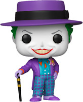 The Joker 1989 Batman Funko Pop Vinyl New in Box