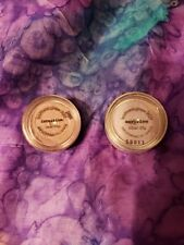 BARE ESCENTUALS BAREMINERALS VTG RARE EYESHADOW LOT SEALED SURPRISE & INTUITION