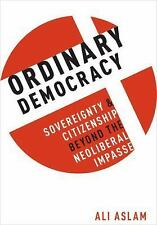 ORDINARY DEMOCRACY - ASLAM, ALI - NEW HARDCOVER BOOK
