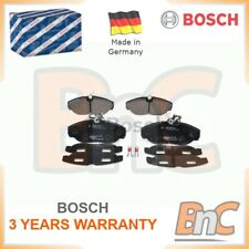BOSCH FRONT DISC BRAKE PAD SET FOR FIAT PEUGEOT CITROEN OEM 0986424030 9945788