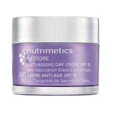 Nutrimetics Restore Anti-Ageing Day Creme SPF 15 60 ml RRP$68.00