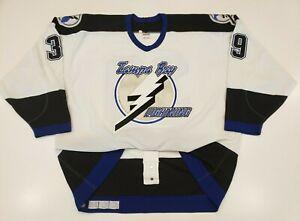 Tampa Bay Lightning Vintage CCM  Authentic Jersey