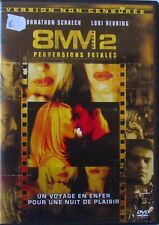 DVD 8MM ² : PERVERSIONS FATALES -Johnathon SCHAECH / Lori HEURING - NON CENSUREE