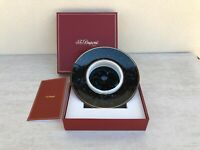 Posacenere S.T. Dupont porcellana Limoges France portacenere ashtray box lighter