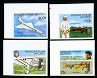 Democratic Republic of Congo Stamps # 421v-5v VF NH Imperforate Lot